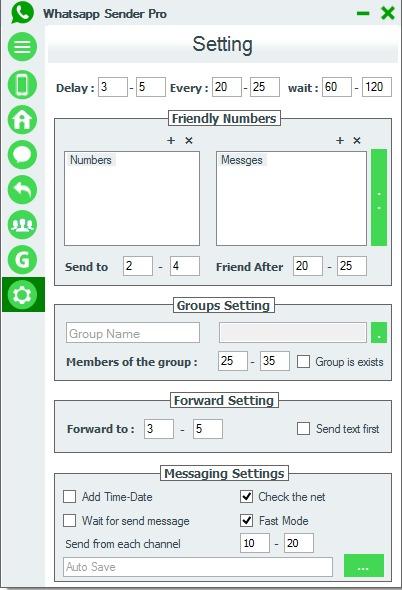 Whatsapp Sender Pro V8.1