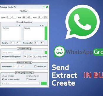 WhatsApp Sender Pro 2020