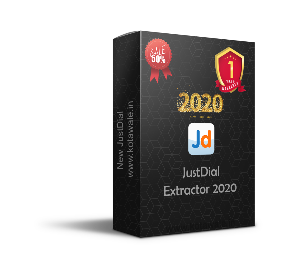 Just Dial Data Extractor