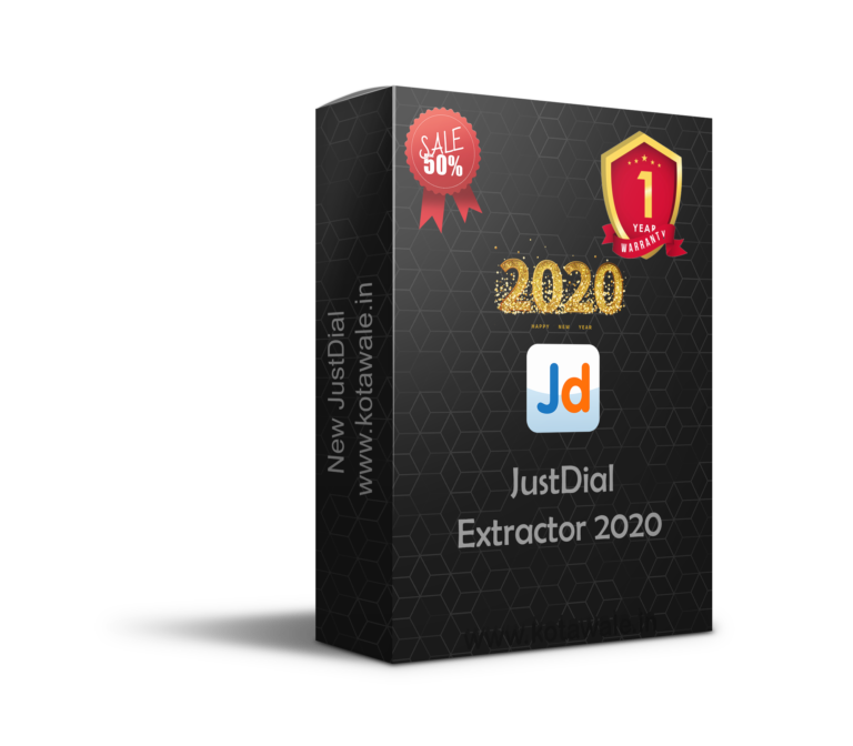 Justdail Extractor